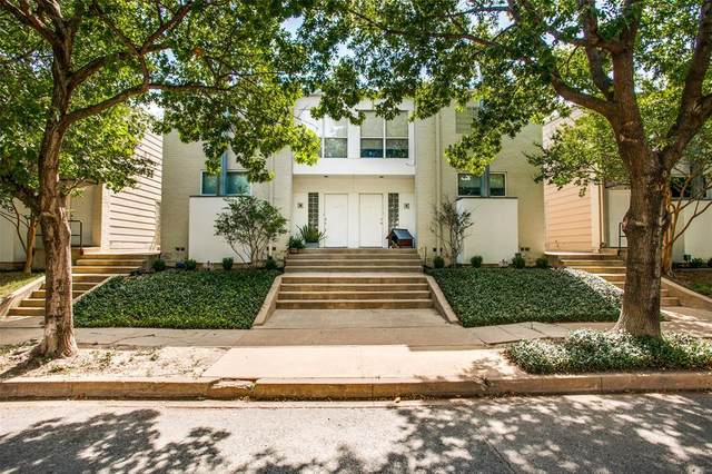 4134 Travis Street #13, Dallas, TX 75204 (MLS #14503147) :: The Good Home Team