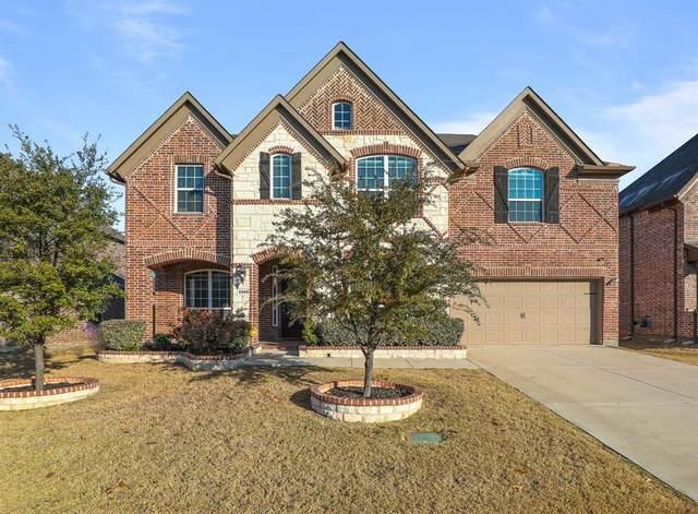 2509 Lakebend Drive, Little Elm, TX 75068 (MLS #14503179) :: Robbins Real Estate Group