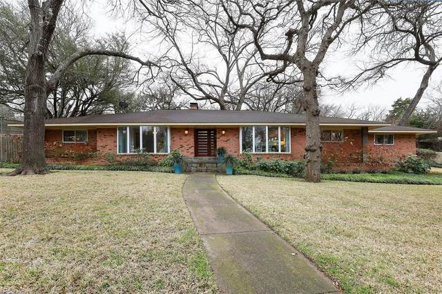 612 N Manus Drive, Dallas, TX 75224 (MLS #14503196) :: Premier Properties Group of Keller Williams Realty