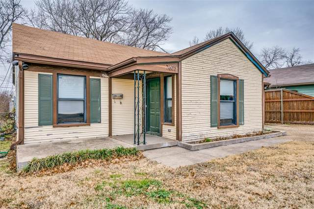 7603 Kenwell Street, Dallas, TX 75209 (MLS #14503218) :: The Mauelshagen Group