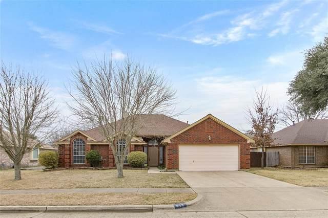817 Mccomb Lane, Cedar Hill, TX 75104 (MLS #14503219) :: The Hornburg Real Estate Group