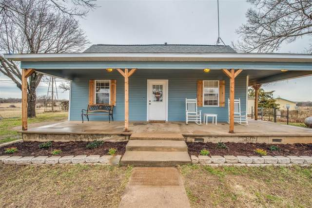 405 Ladybird Lane, Reno, TX 76020 (MLS #14503224) :: All Cities USA Realty