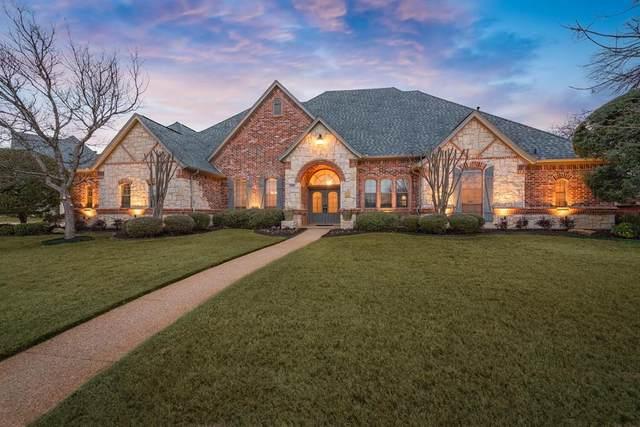 6405 Remington Parkway, Colleyville, TX 76034 (MLS #14503232) :: Team Hodnett
