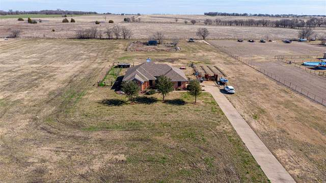 643 Bakers Branch Road, Waxahachie, TX 75167 (MLS #14503250) :: All Cities USA Realty