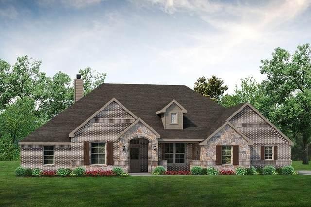 1020 Winecup Lane, Weatherford, TX 76085 (MLS #14503266) :: VIVO Realty