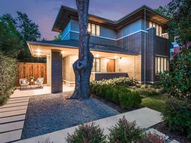 4432 Rawlins Street, Dallas, TX 75219 (MLS #14503269) :: Potts Realty Group