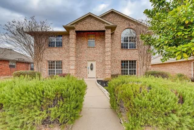 5528 Vineyard Lane, Mckinney, TX 75070 (#14503280) :: Homes By Lainie Real Estate Group
