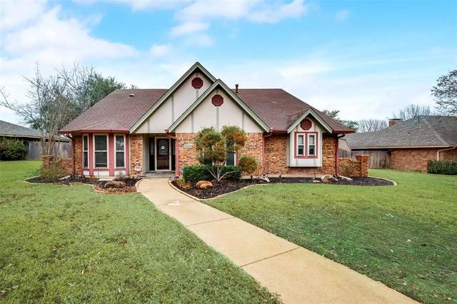 910 Westminister Lane, Duncanville, TX 75137 (MLS #14503293) :: The Hornburg Real Estate Group