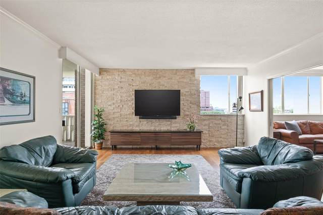 3701 Turtle Creek Boulevard 8G, Dallas, TX 75219 (MLS #14503319) :: Maegan Brest | Keller Williams Realty