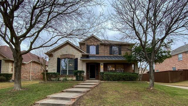 6381 Aldridge Drive, Frisco, TX 75035 (MLS #14503322) :: Frankie Arthur Real Estate