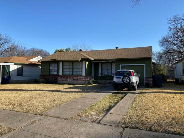 3038 Marjorie Avenue, Dallas, TX 75216 (MLS #14503329) :: Robbins Real Estate Group