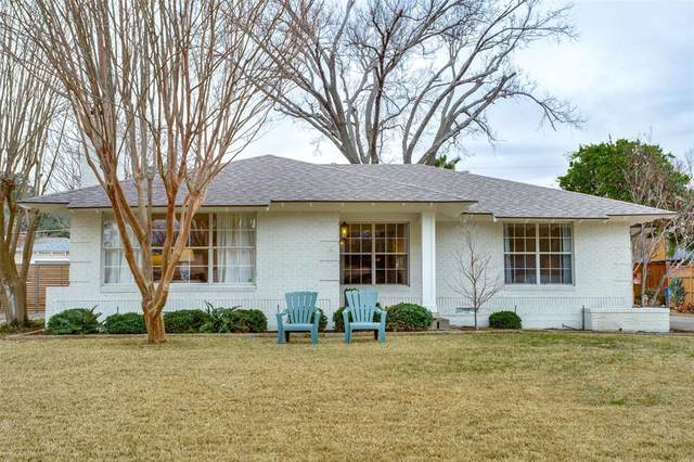 4621 Surf Drive, Dallas, TX 75214 (MLS #14503349) :: The Good Home Team