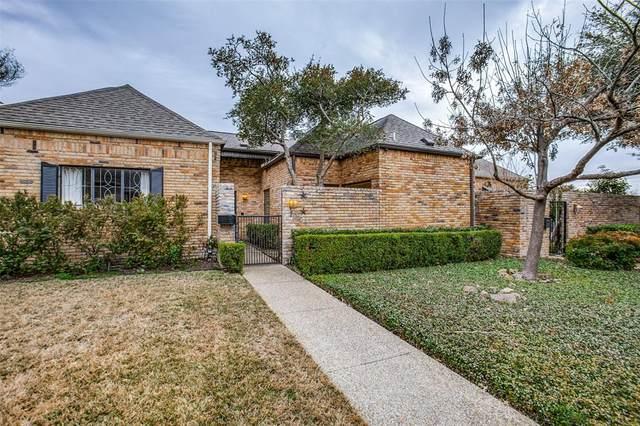 7029 Regalview Circle, Dallas, TX 75248 (MLS #14503369) :: Real Estate By Design