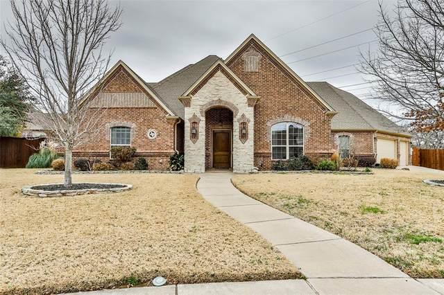 8200 Rio Bend Court, North Richland Hills, TX 76182 (MLS #14503372) :: The Hornburg Real Estate Group