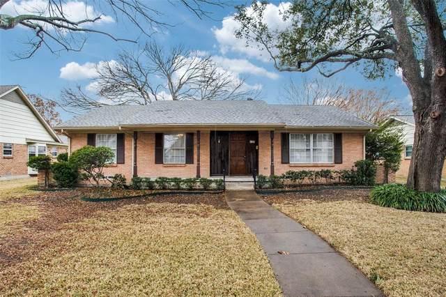 1321 Seminole Drive, Richardson, TX 75080 (MLS #14503378) :: Robbins Real Estate Group