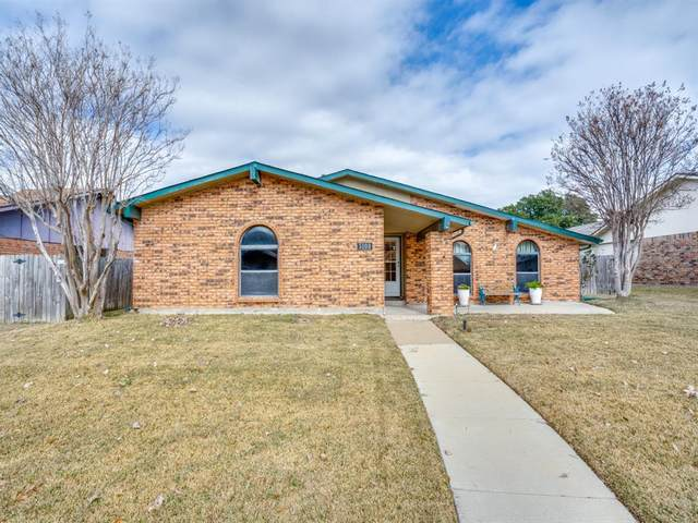 5109 Strickland Avenue, The Colony, TX 75056 (MLS #14503393) :: The Mauelshagen Group
