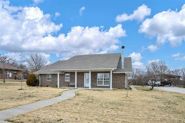 227 Hillcrest, Muenster, TX 76252 (MLS #14503397) :: The Mauelshagen Group