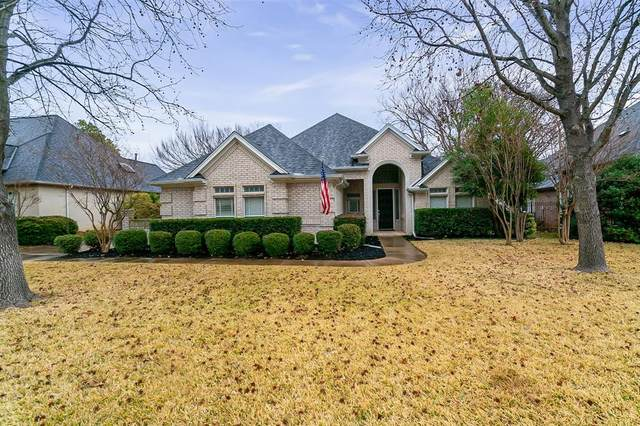 4607 Mill Wood Drive, Colleyville, TX 76034 (MLS #14503401) :: Frankie Arthur Real Estate
