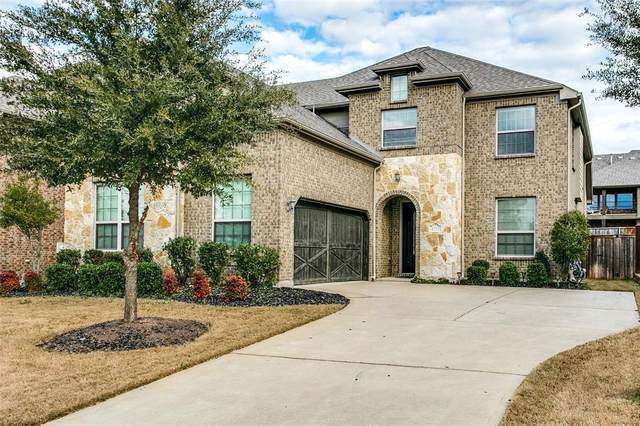 1721 Hickory Chase Circle, Keller, TX 76248 (MLS #14503402) :: Frankie Arthur Real Estate
