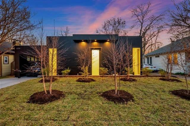 6330 Belmont Avenue, Dallas, TX 75214 (MLS #14503410) :: The Mauelshagen Group