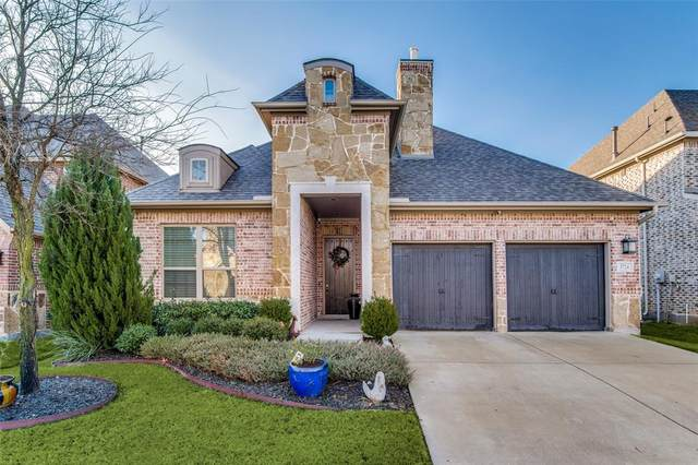 3724 Winchester, The Colony, TX 75056 (MLS #14503412) :: The Mauelshagen Group