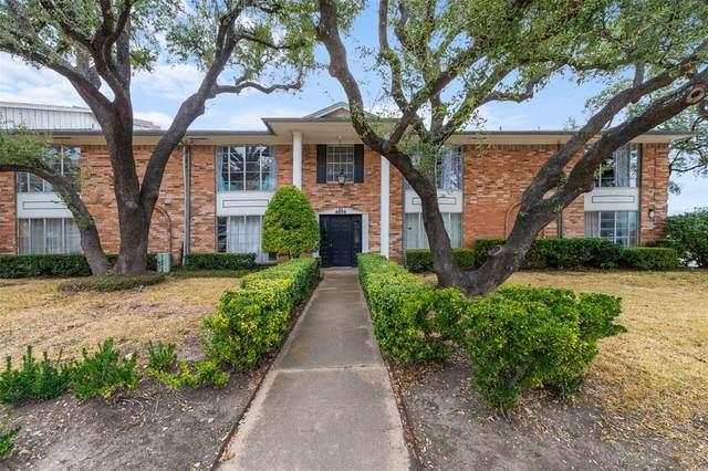 8057 Meadow Road #201, Dallas, TX 75231 (MLS #14503443) :: Robbins Real Estate Group