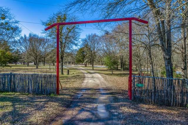 120 Fcr 603, Teague, TX 75860 (MLS #14503467) :: Premier Properties Group of Keller Williams Realty