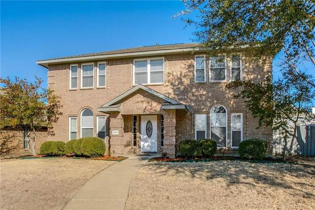 1053 Surrey Circle, Wylie, TX 75098 (MLS #14503485) :: The Mauelshagen Group
