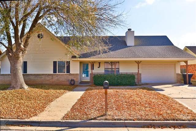 849 Chanticleers Lane, Abilene, TX 79602 (MLS #14503508) :: The Mauelshagen Group