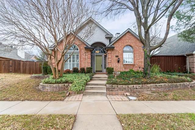 2705 Carnation Drive, Richardson, TX 75082 (MLS #14503512) :: Team Hodnett