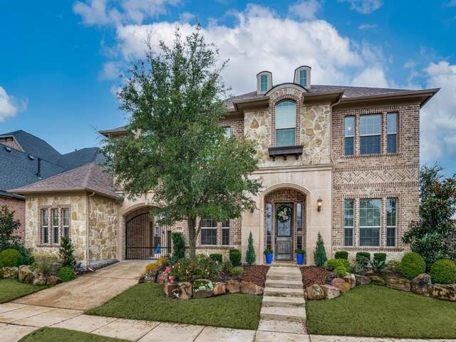 7321 Joshua Tree Trail, Mckinney, TX 75070 (MLS #14503514) :: The Hornburg Real Estate Group
