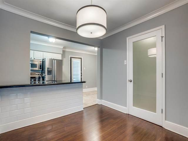 10115 Regal Park Lane #207, Dallas, TX 75230 (MLS #14503520) :: The Good Home Team
