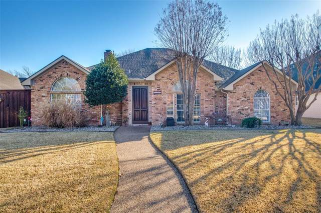 6904 Laramie Drive, Plano, TX 75023 (MLS #14503530) :: The Mauelshagen Group