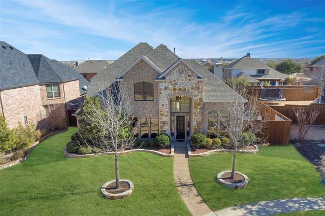 9350 Ironwood Drive, Frisco, TX 75033 (MLS #14503536) :: The Hornburg Real Estate Group