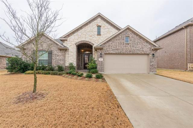 406 Double Creek Drive, Midlothian, TX 76065 (MLS #14503561) :: The Hornburg Real Estate Group