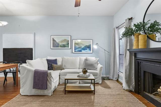 3904 Rawlins Street #111, Dallas, TX 75219 (MLS #14503565) :: Lyn L. Thomas Real Estate | Keller Williams Allen