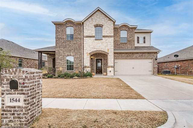 1544 Signature Drive, Weatherford, TX 76087 (MLS #14503572) :: The Good Home Team