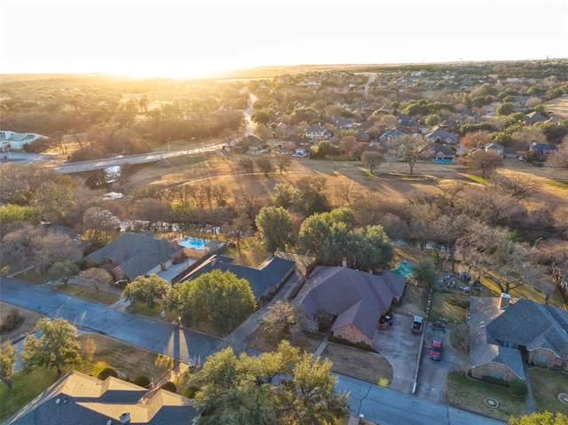 11901 Blue Creek Drive, Fort Worth, TX 76008 (MLS #14503581) :: Robbins Real Estate Group