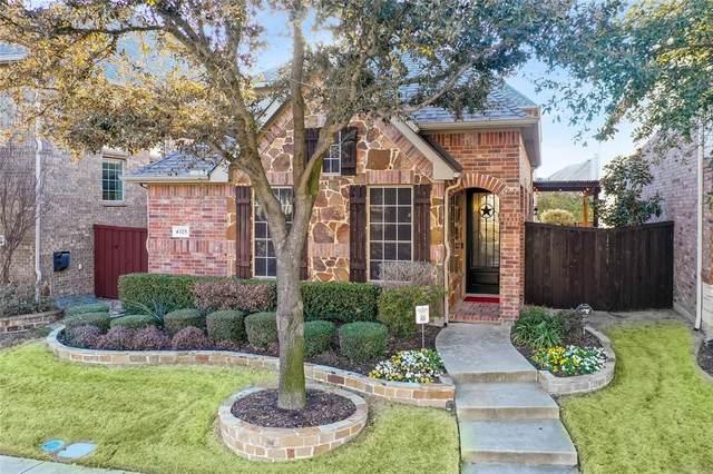 4325 Kestrel Way, Carrollton, TX 75010 (MLS #14503594) :: Jones-Papadopoulos & Co