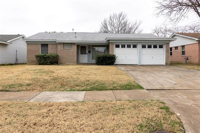 2610 Crestbrook Lane, Grand Prairie, TX 75052 (MLS #14503599) :: Potts Realty Group