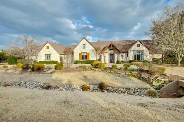 3804 Long Meadow Drive, Flower Mound, TX 75022 (MLS #14503605) :: The Mauelshagen Group