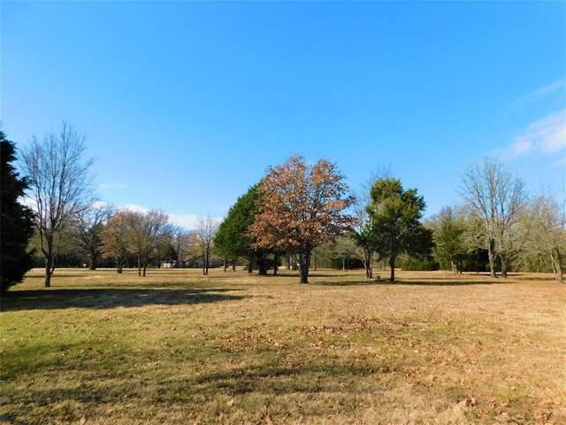 L 91 Jackson Circle, Kerens, TX 75144 (MLS #14503609) :: All Cities USA Realty