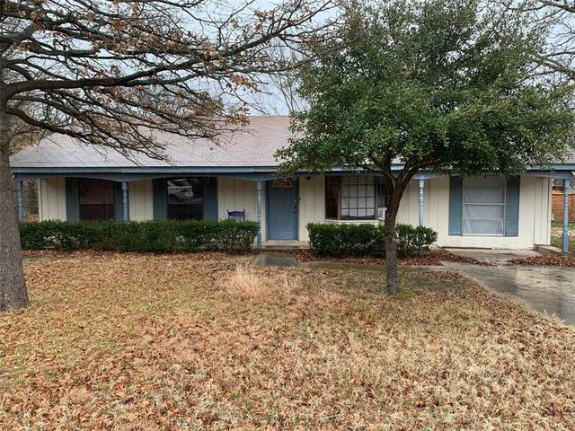 816 Lakewood Drive, Alvarado, TX 76009 (MLS #14503612) :: The Good Home Team