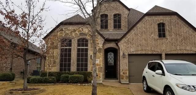 5644 Binbranch Lane, Mckinney, TX 75071 (MLS #14503624) :: The Daniel Team