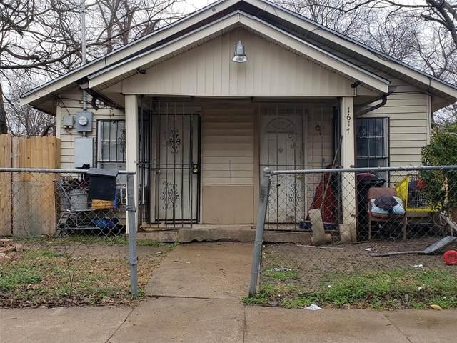 1617 Caldwell Street, Dallas, TX 75223 (MLS #14503625) :: The Good Home Team
