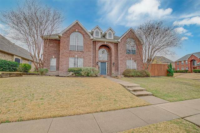 7309 Hillview Drive, Plano, TX 75025 (MLS #14503632) :: The Mauelshagen Group