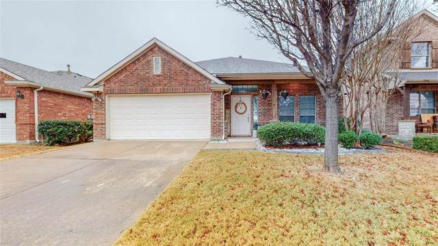 2700 St Johns Drive, Mckinney, TX 75072 (MLS #14503639) :: Hargrove Realty Group