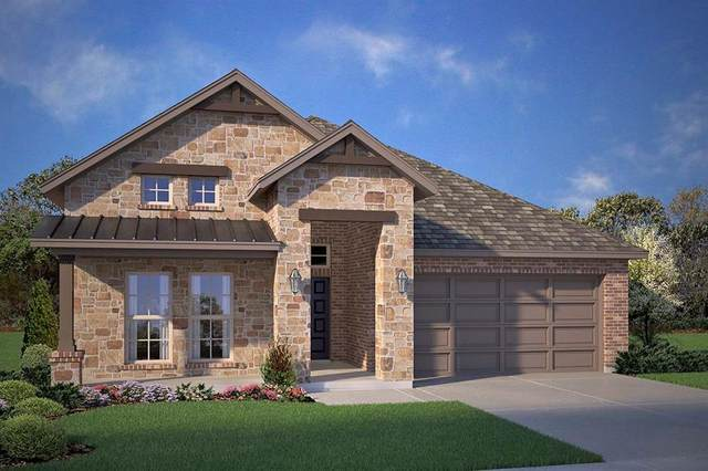 2301 Mockingbird Court, Northlake, TX 76247 (MLS #14503641) :: The Kimberly Davis Group