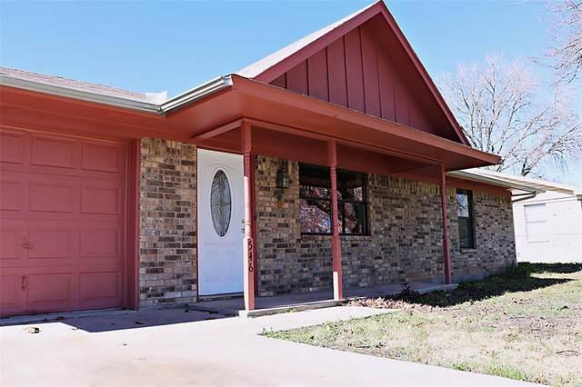 546 S Hitt Street, Boyd, TX 76023 (MLS #14503649) :: Feller Realty