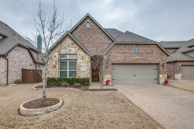 1409 Shady Bend Drive, Mckinney, TX 75071 (MLS #14503655) :: The Hornburg Real Estate Group